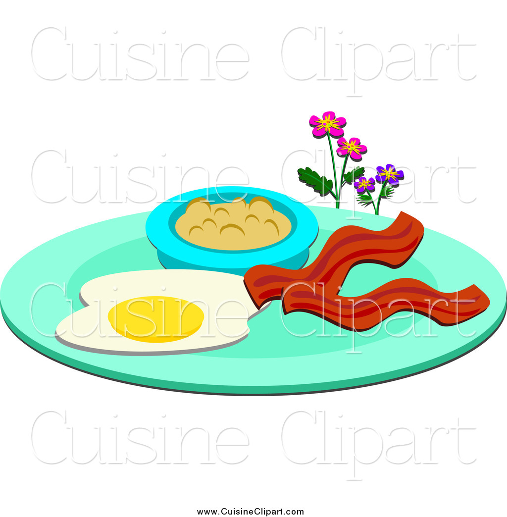 Breakfast clipart oatmeal Cuisine Bacon Oatmeal Cuisine Eggs