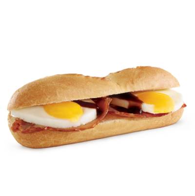 Burger clipart picnic food Bacon & Egg Oporto Roll