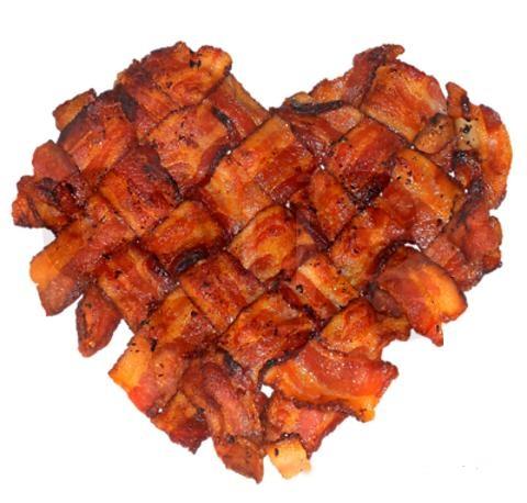 Bacon clipart heart Cove Beer Music Festival Bacon