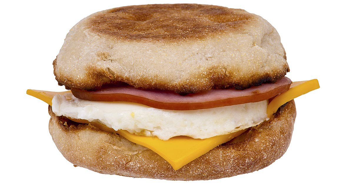 Bacon clipart mcdonalds Day to breakfast all restaurants