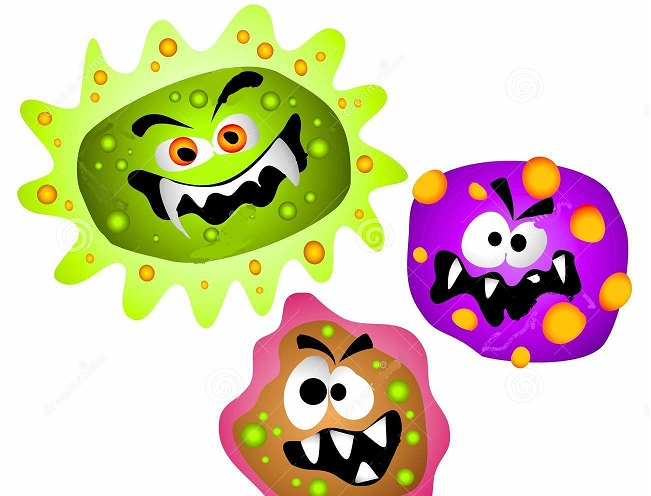 Bacteria clipart cancer cell Bacteria Little Cancer clipart ×