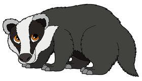 Badger clipart Clipart Panda Clipart Badger Free