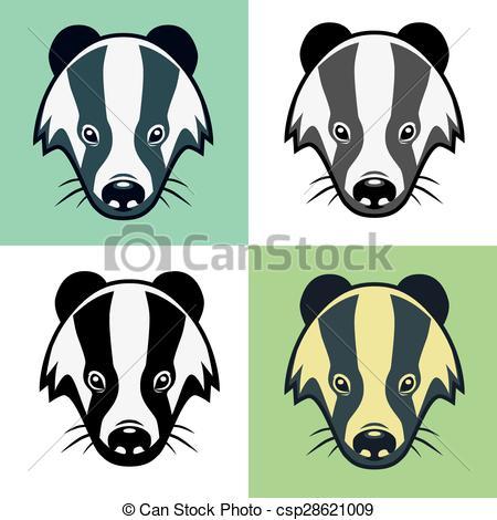 Badger clipart mascot Of csp28621009 Mascot Mascot Illustration