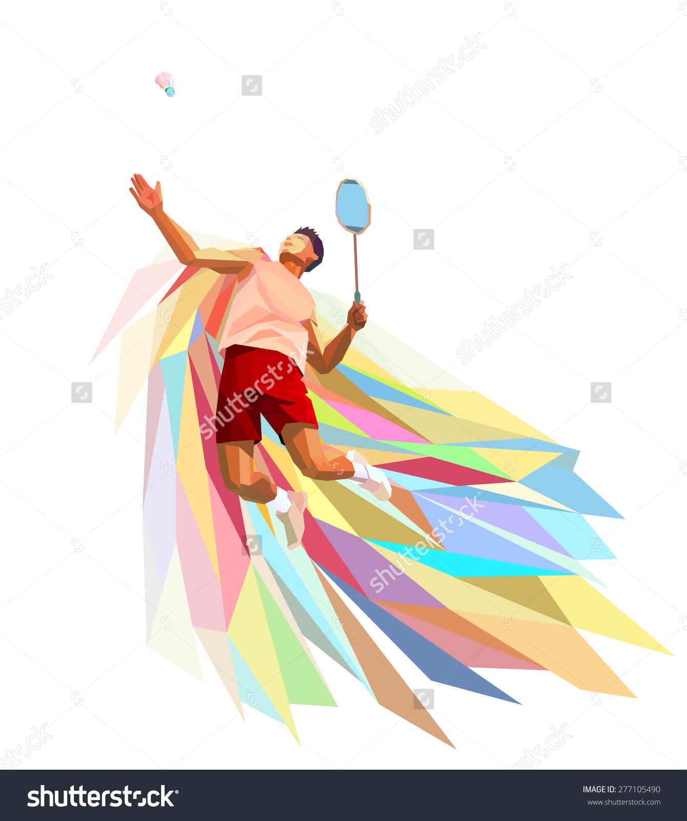 Badminton Smash Clipart Smash activities Badminton Badminton Sports
