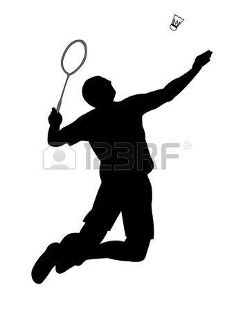 Badminton Smash Clipart Girl Badminton Clipart Badminton Girl
