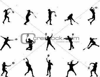 Badminton Smash Clipart Free Clipart Badminton Clipart Smash
