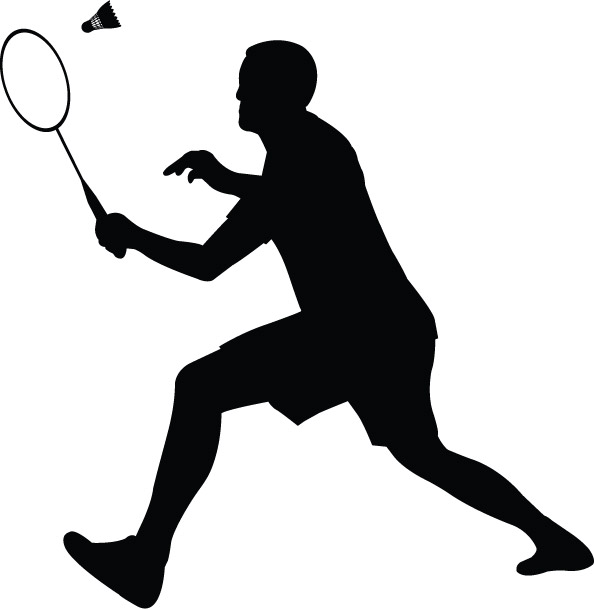 Badminton Smash Clipart On  Free Download Art