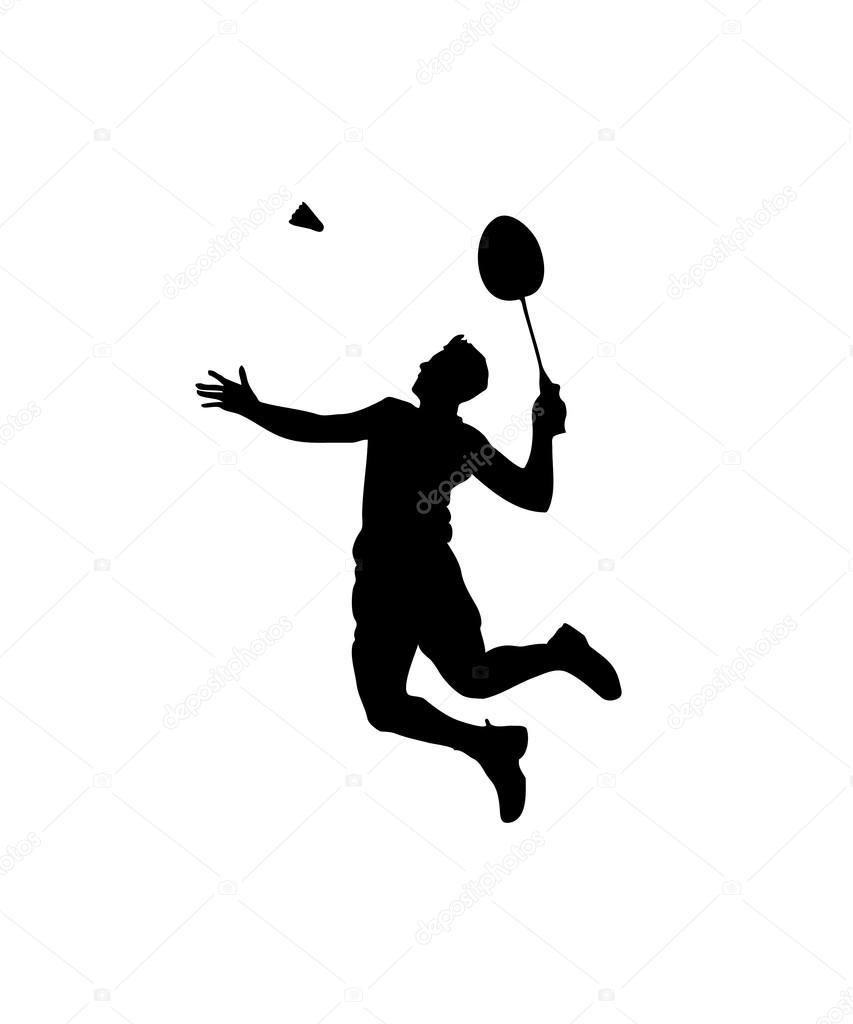 Badminton Smash Clipart Royalty Badminton Free Badminton —