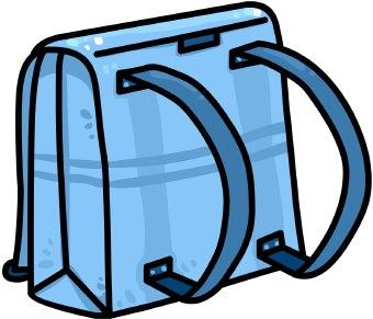 Bobook clipart the bag Free Panda Clipart bag%20clipart Bookbag