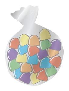 Bag clipart candy bag Gumdrops Bag Image: Clipart Candy