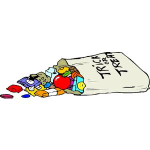 Bag clipart candy bag 1 Candy 1 Bag clipart
