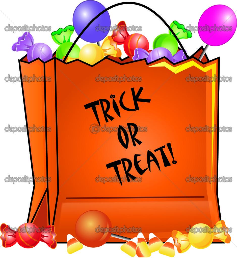 Bag clipart candy bag Clipart Clip Bag Halloween Panda