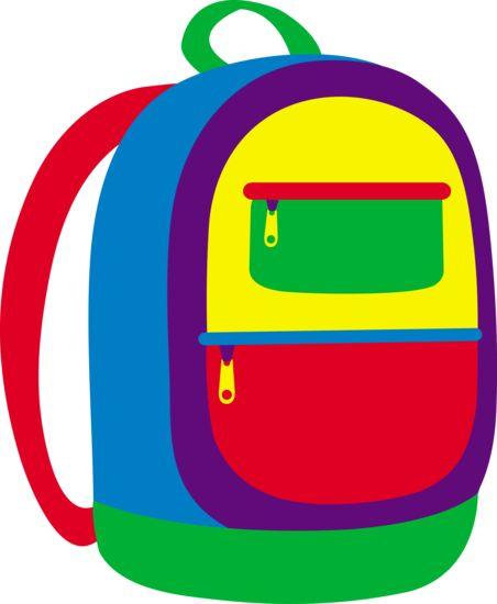 Bag clipart children's 10 on art Vector Pinterest