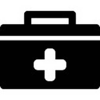 Bag clipart emergency kit PSD First aid files Vectors