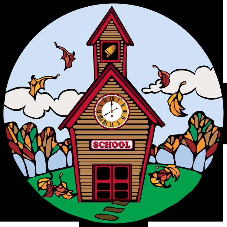 Hosue clipart kindergarten Free 6 clip clipart Back