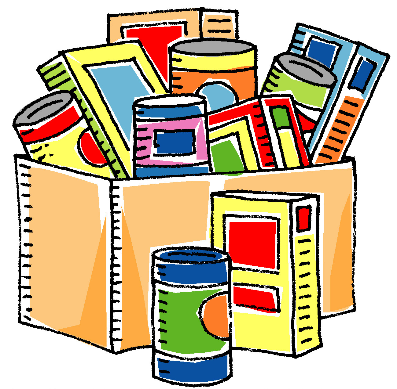 Juice clipart boxed #15