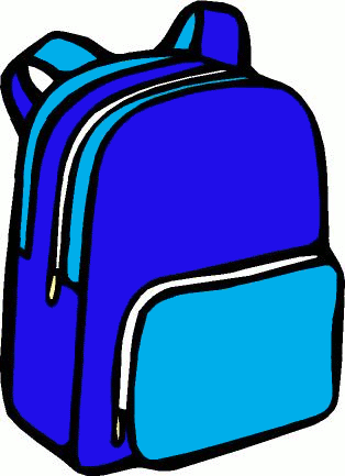 Bobook clipart the bag Clipart Backpack Public clip Free