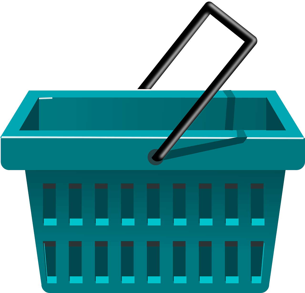 Bag clipart grocery basket Basket Free Use Shopping Domain