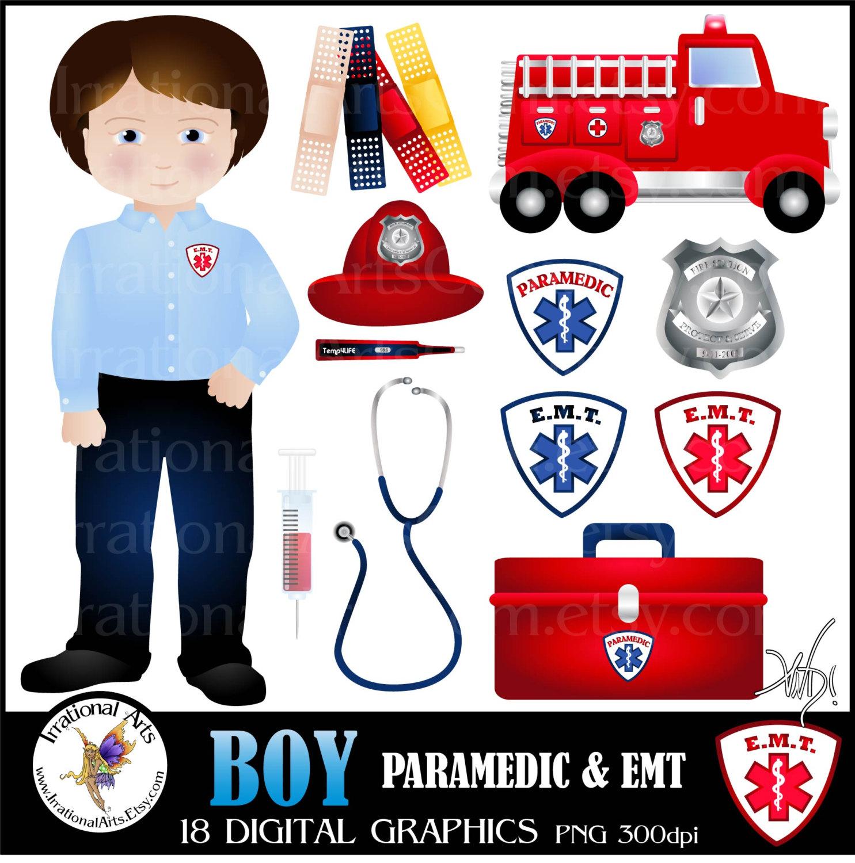Fire Truck clipart badge #14