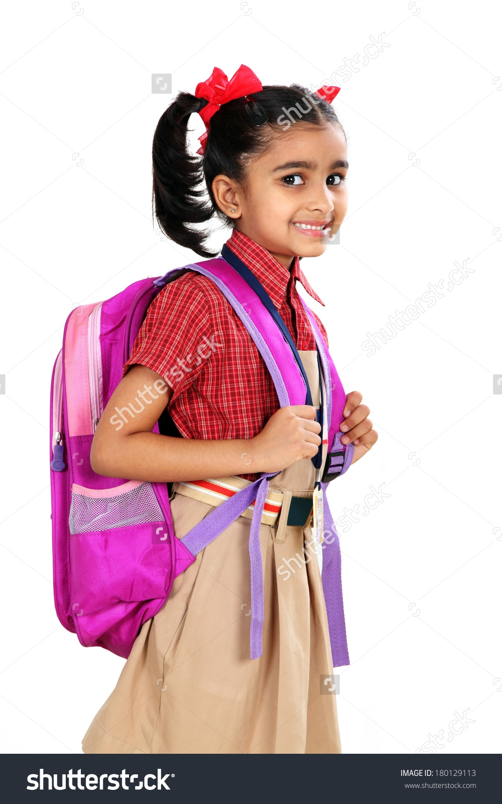 Bag clipart primary school With In Primary Bag Indian