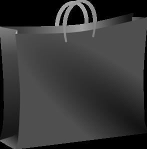 Bag clipart rectangle Shopping Clip Art  Clker