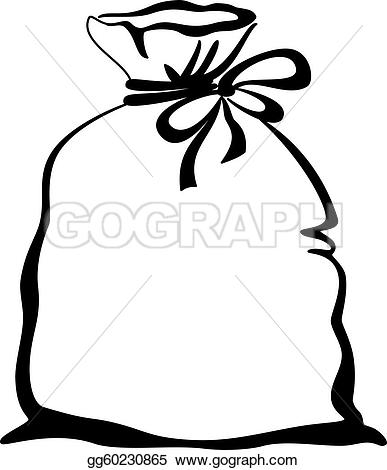 Bag clipart sack Free a empty Royalty Sack