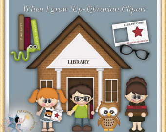 Bag clipart school library School Library Librarian Grow clipart