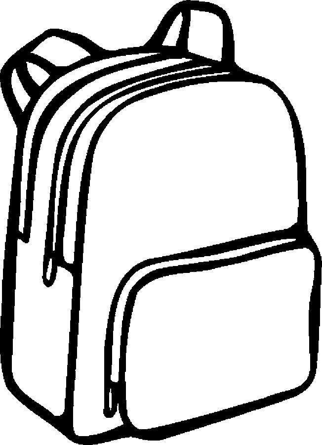 Bag clipart school supply Art Download Supplies Art Of
