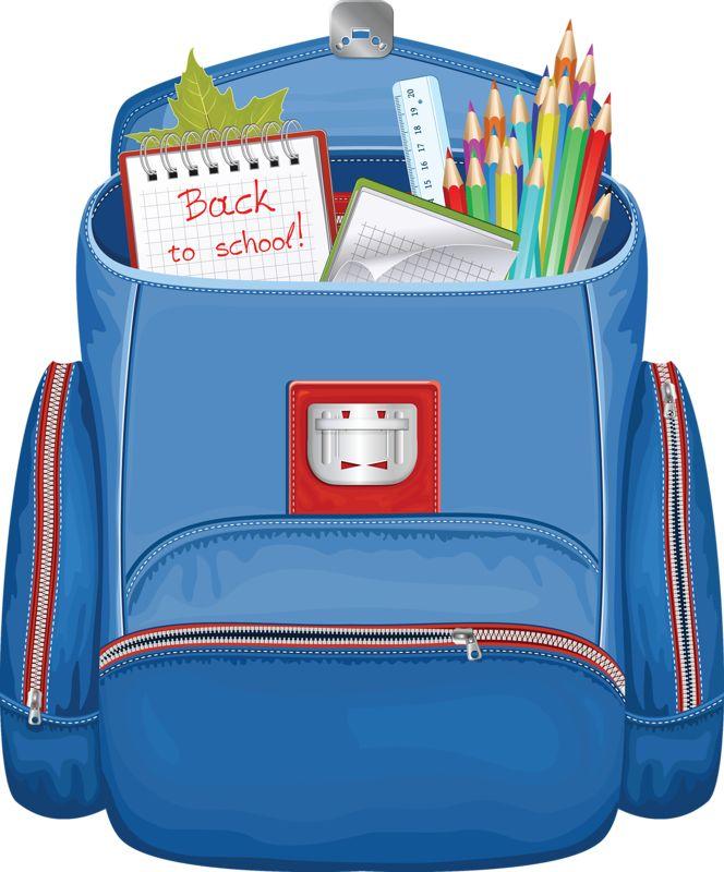 Bag clipart school supply Pinterest images best SchoolSchool Clip