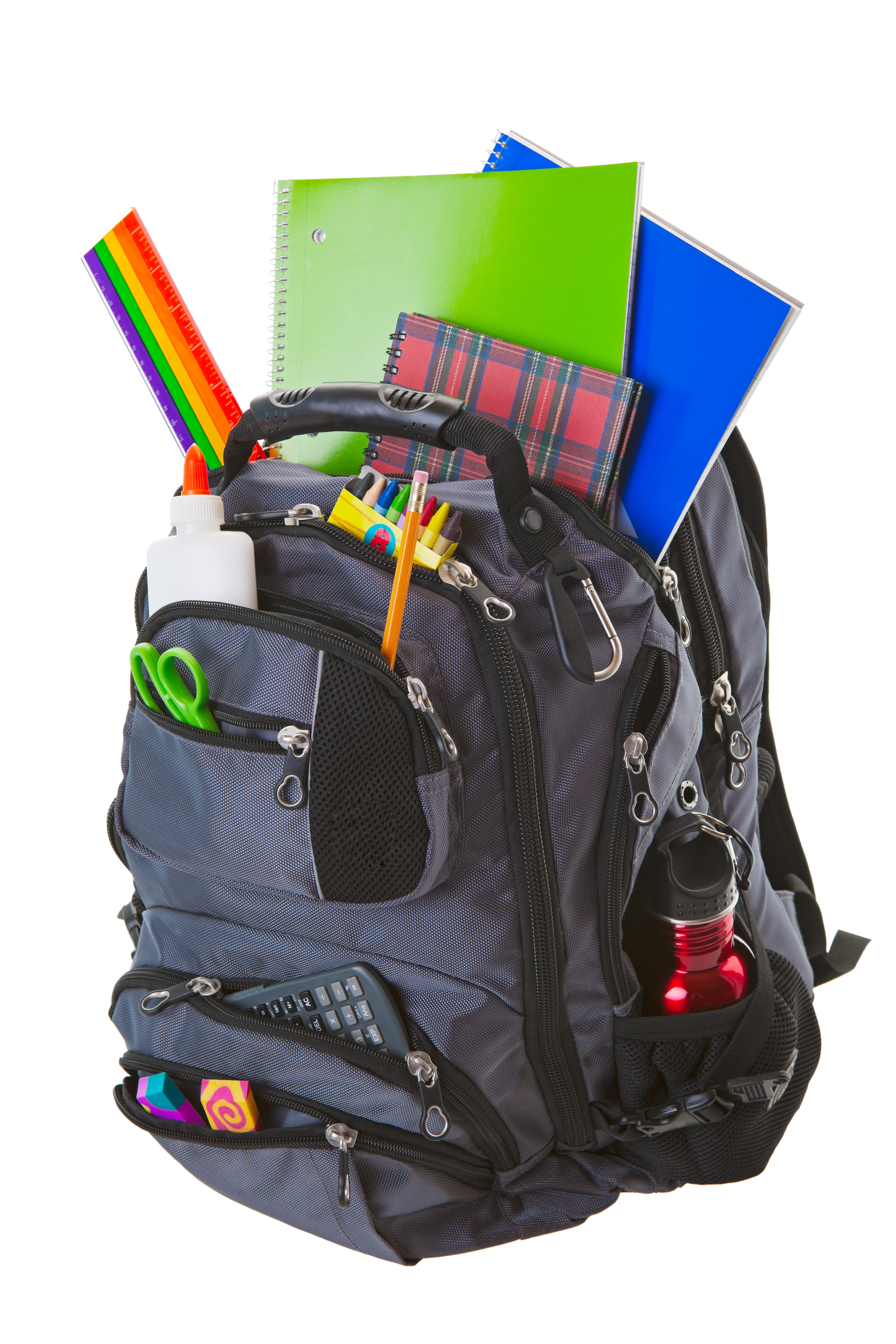 Bag clipart school supply Education Situation School backpack Supply