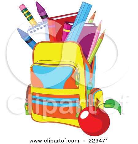 Bag clipart school supply Maize – Photos Supply Best