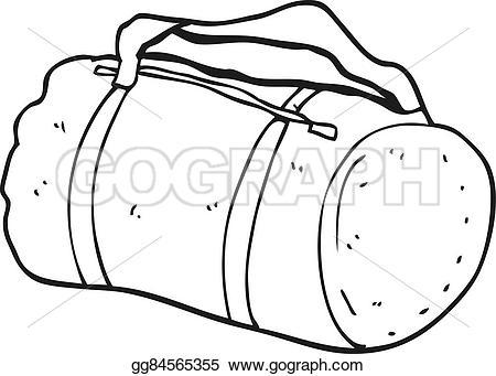 Bag clipart sports bag Bag gg84565355 and  drawn