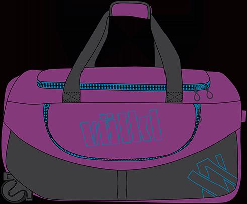 Bag clipart sports bag · bag Zone Gym Cliparts