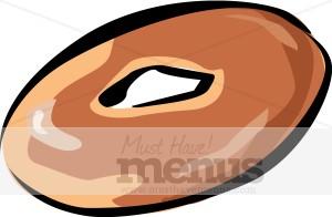 Bagel clipart Breakfast Clipart Bagel Clipart Bagel