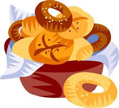 Bread clipart grain product Nosh Bagel – Nosh Art