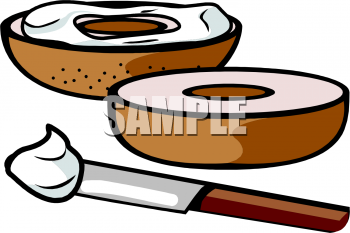 Yogurt clipart outline Clipart Clipart 20clipart bagel%20clipart Images