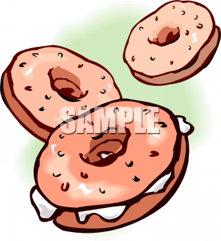 Yogurt clipart bagel Clipart picture Bagels cream of