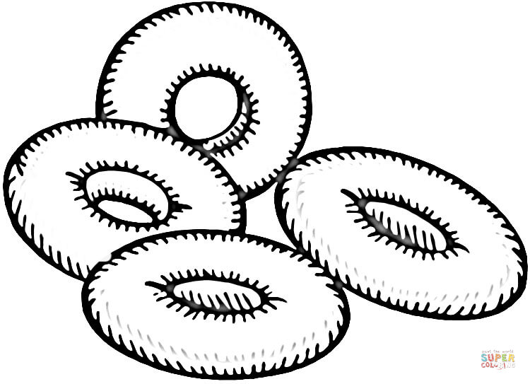 Bagel clipart black and white Pages the page Russian Bagels