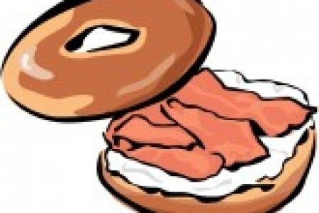 Bagel clipart coffee and Cheese DA Cheese for Funny