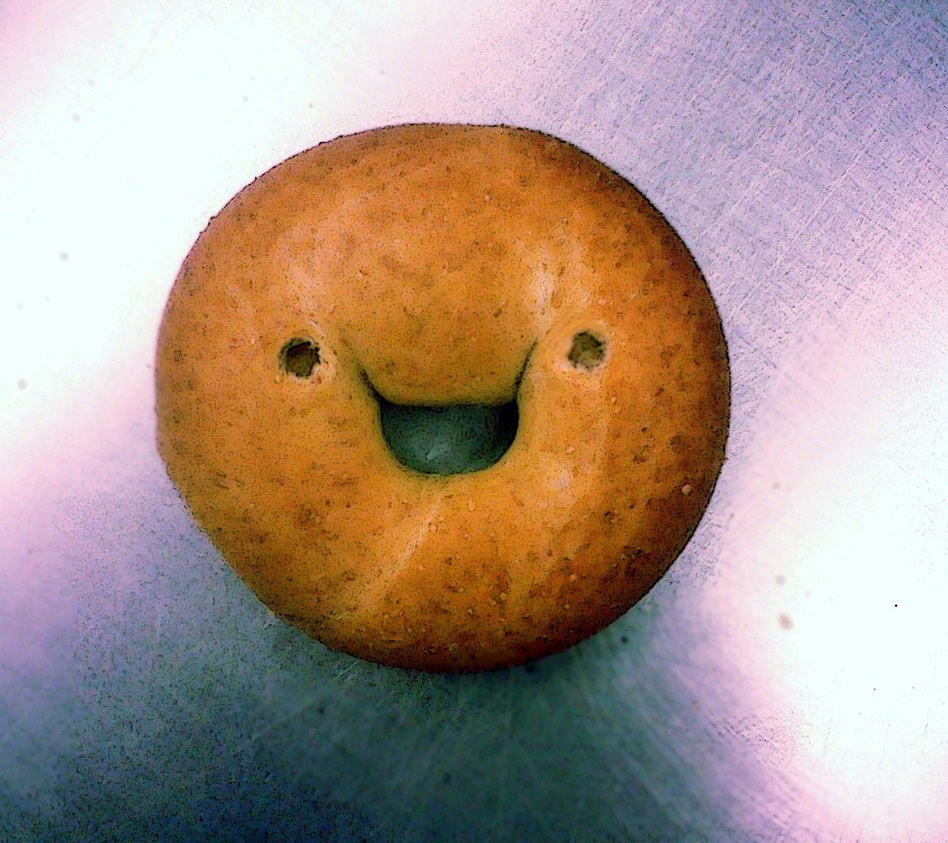 Bagel clipart happy This of approved bagels changes