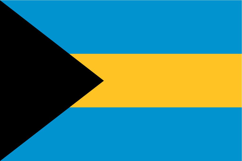 Bahamas clipart Bahamas Clipart cliparts Bahamian Flag