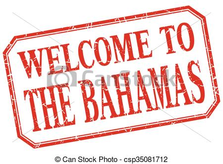 Bahamas clipart Of Clip welcome Bahamas The