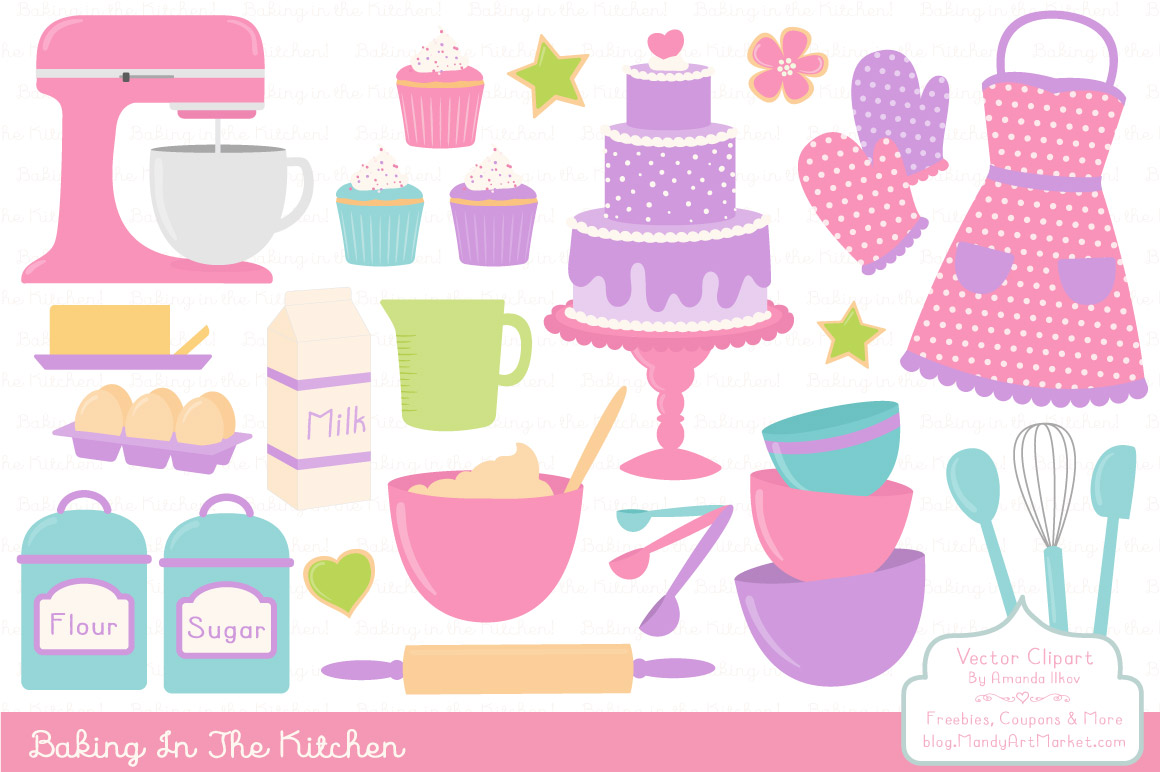 Fresh clipart salad bar Vector by Amanda Clipart TheHungryJPEG