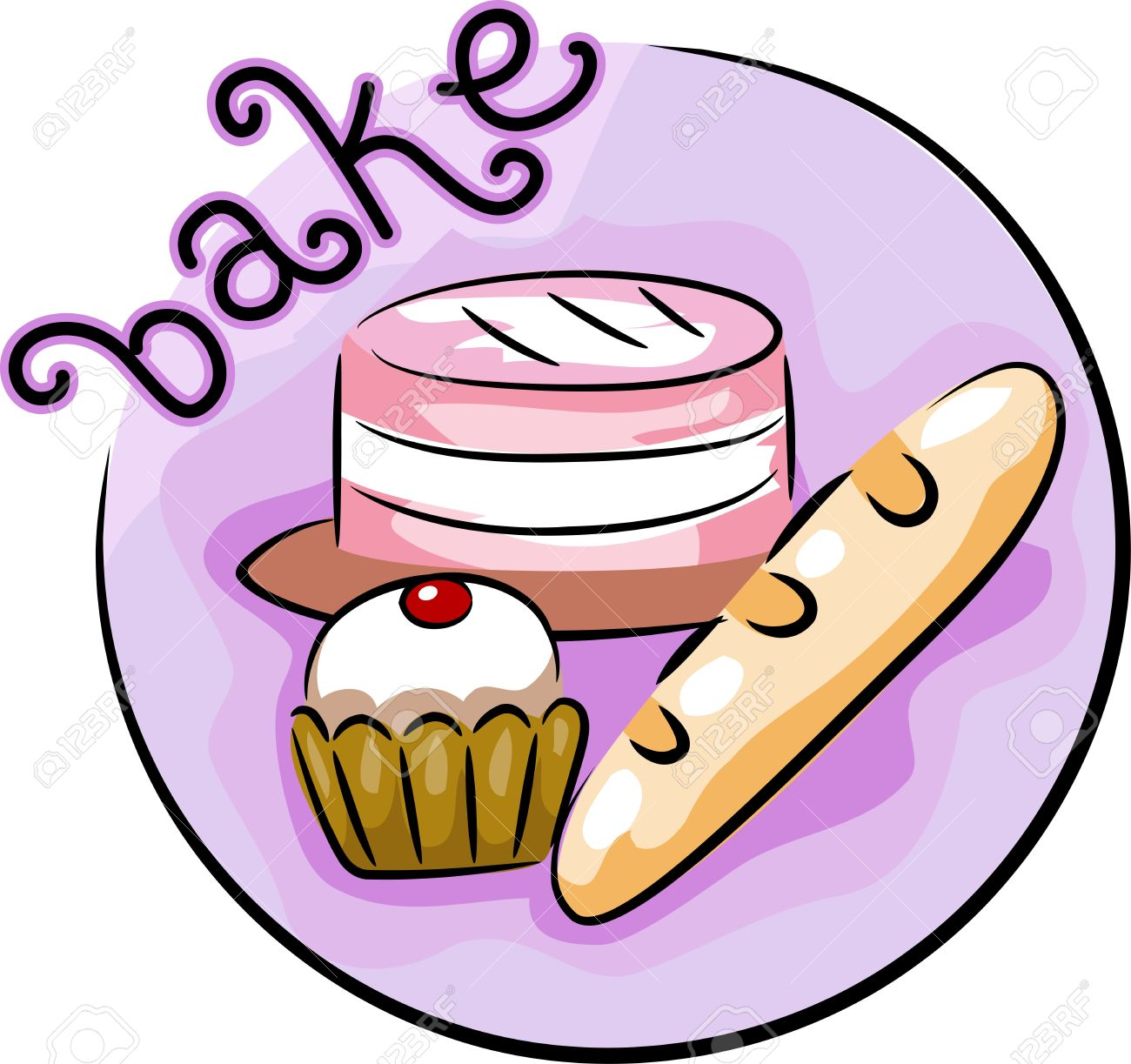 Baking clipart child baking Clip Art Free Free Panda