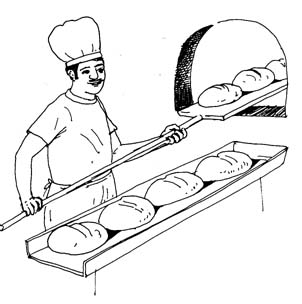 Bread clipart french food Baking Baking jbrownmetaphors bread bread