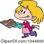 Biscuit clipart vector  Cookies Clipart Baking