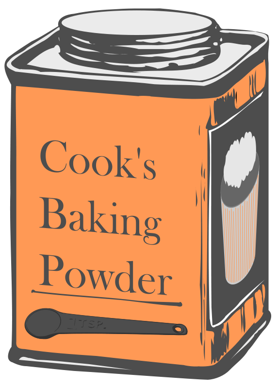 Flour clipart ingredient  Clipart Soda Baking