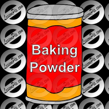 Baking clipart baking powder Classroom Great Powder  Baking