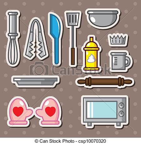 Baking clipart baking tool  Search Vector tools of