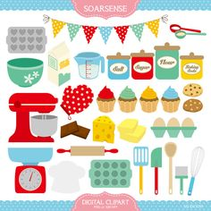 Baking clipart baking tool Clipart Cupcake soarsense 00 Clipart